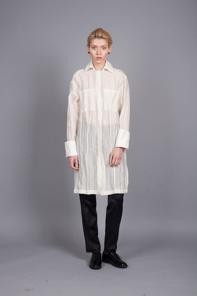 Біла сорочка Number15Concept, 3199 грн