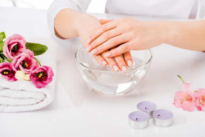 Укрепление ногтей рецепты