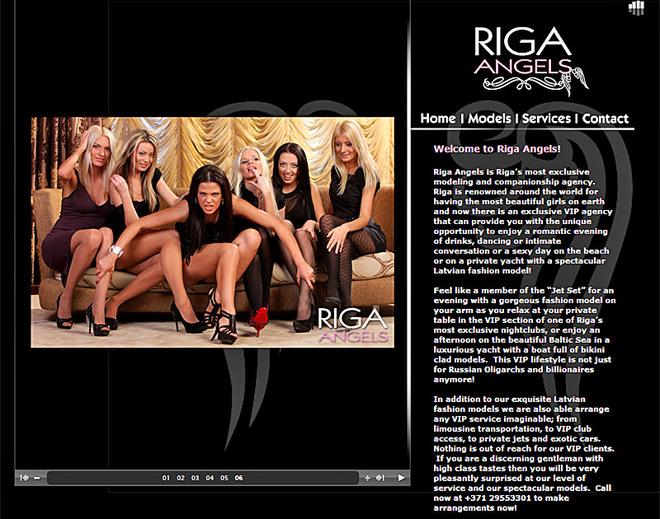Рига - нова столиця секс-туризму в Європі