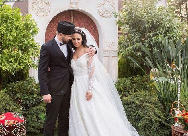 Свадебные фотографии Джамалы