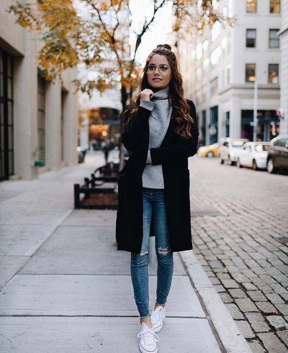 Как выбрать теплое пальто