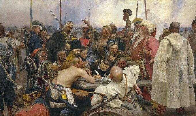 картины украинских художников