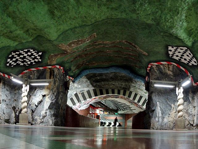 Найнезвичайніше метро