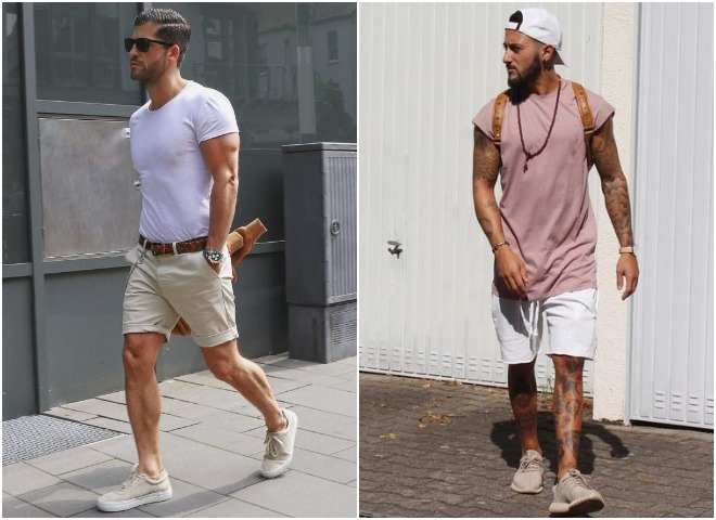 Базовый мужской гардероб на лето: 8 must-have вещей