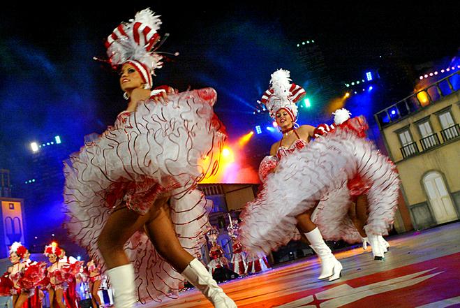 Канарские острова: клубный Тенерифе