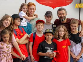 11 дітей з Моршина