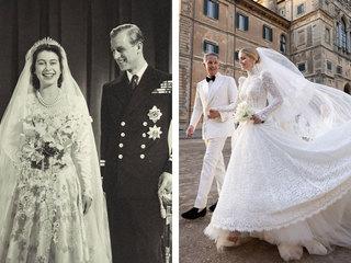 15 лучших королевских свадебных платьев всех времён