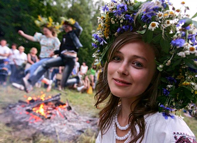 Как Ивана Купала праздновали