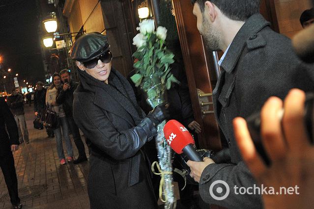 Дженніфер Лопес в Києві