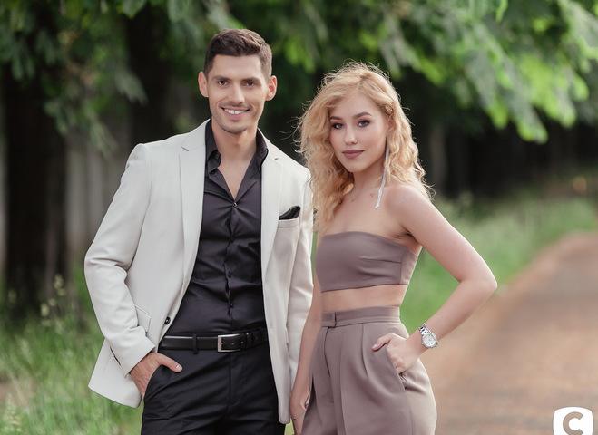 Нікіта Добринін і Даша Квіткова
