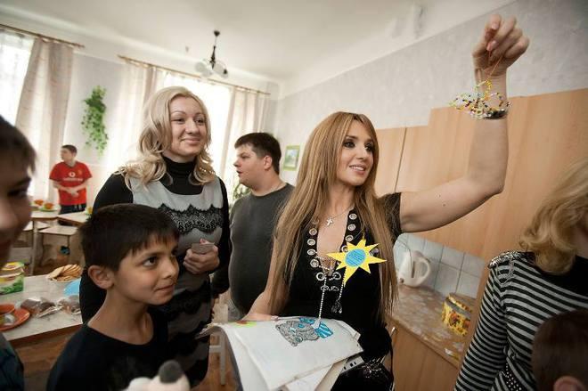 Марченко в детдоме