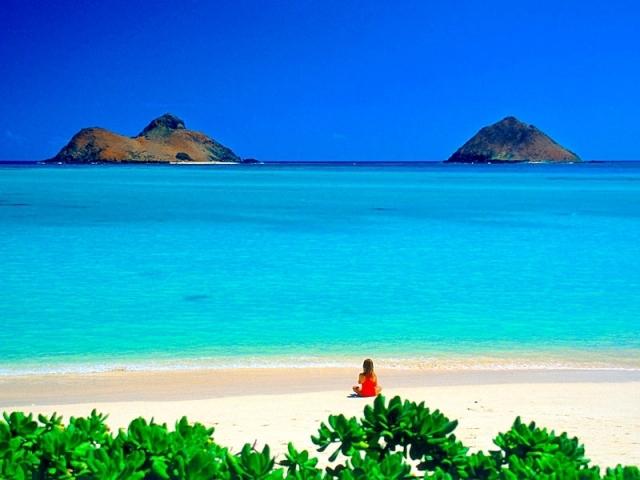 Де тепло взимку: Ланіка, Гаваї