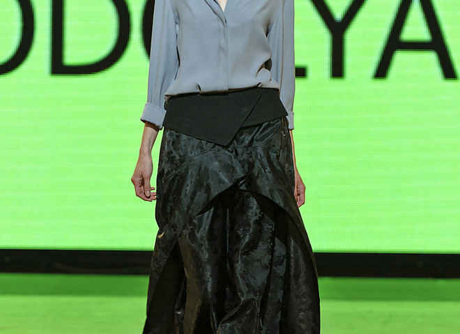 Holiday Fashion Week показ PODOLYAN