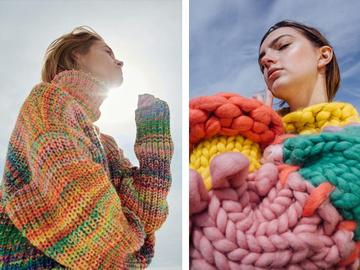 Модные тренды свитеров осень-зима