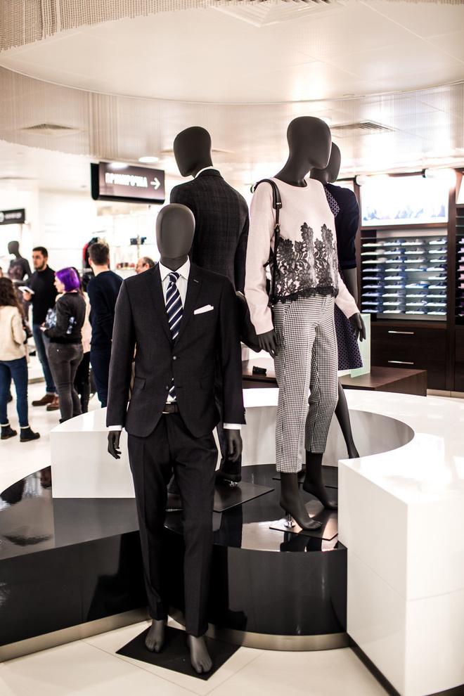 Идеальный шопинг: в Киеве открылся фэшн-спейс DN8