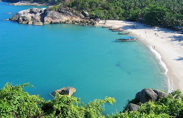 Найкращі пляжі світу: Хад Рін в Таїланді