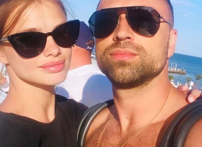 Макс Михайлюк і Даша Хлистун
