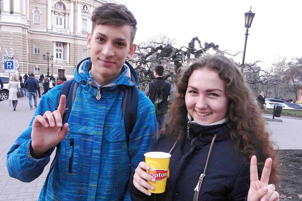 На вулицях міст України стало яскравіше