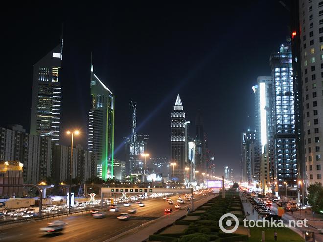 10 причин посетить Дубай