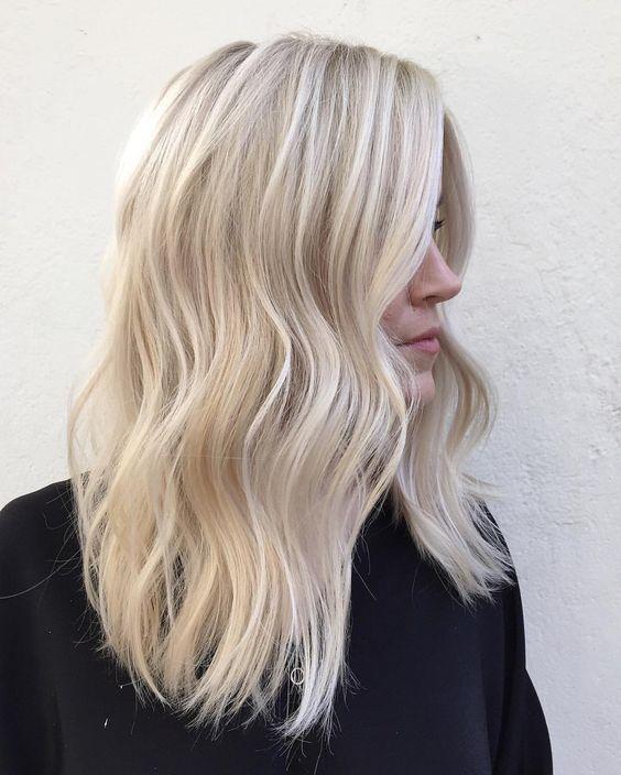Догляд за блондом