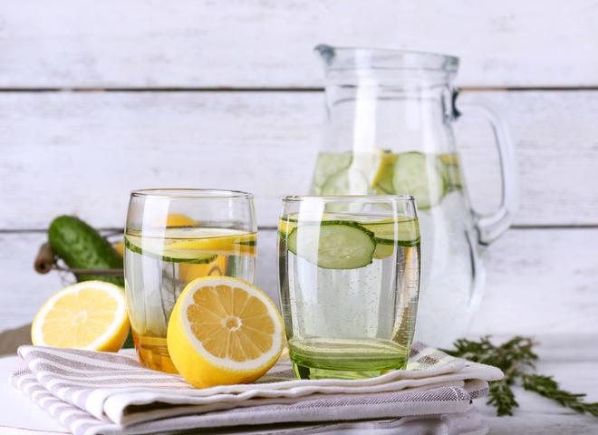 ТОП-5 напитков для похудения