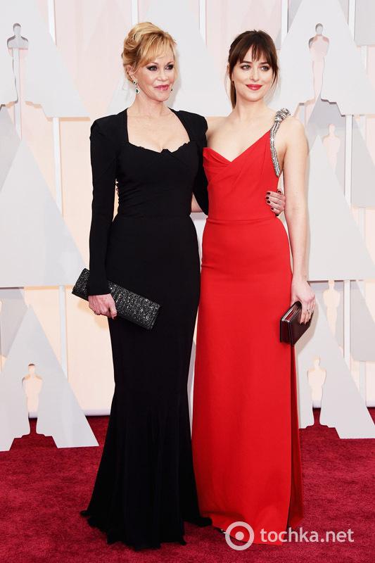 Оскар 2015: червона доріжка