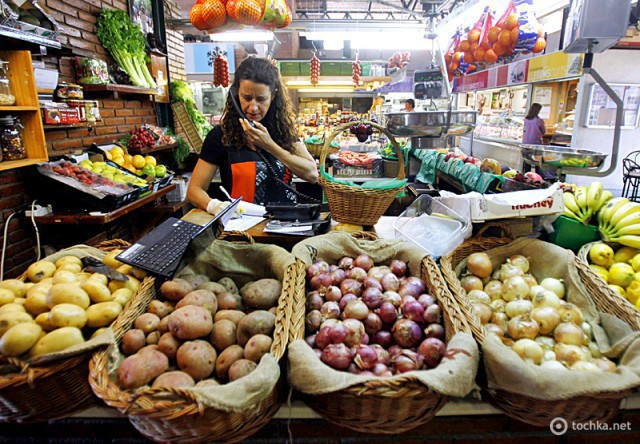 Куда поехать на шопинг: Испания