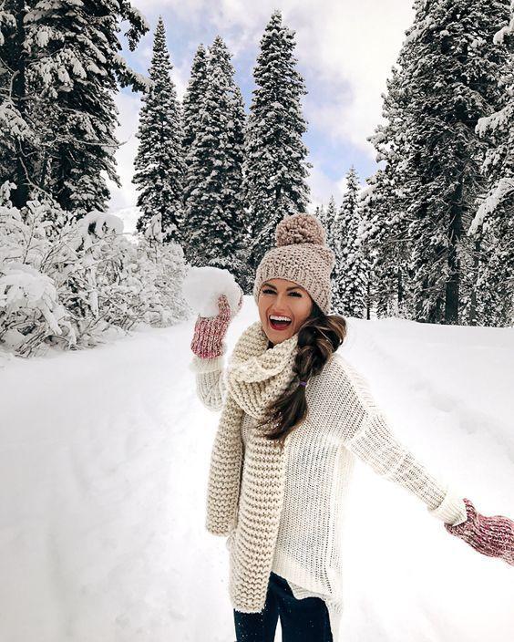 Fryzury Pod Czapkę 15 Praktycznych Opcji Do Zimy Euwoman
