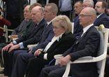 Вручение медалей Героя Труда  [  28.04.2017  ]