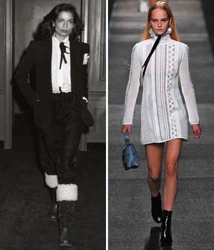 Мода на 70-е: тогда и сейчас (фото)