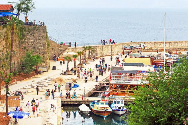 Куди поїхати у відпустку у вересні: відпочинок в Туреччині