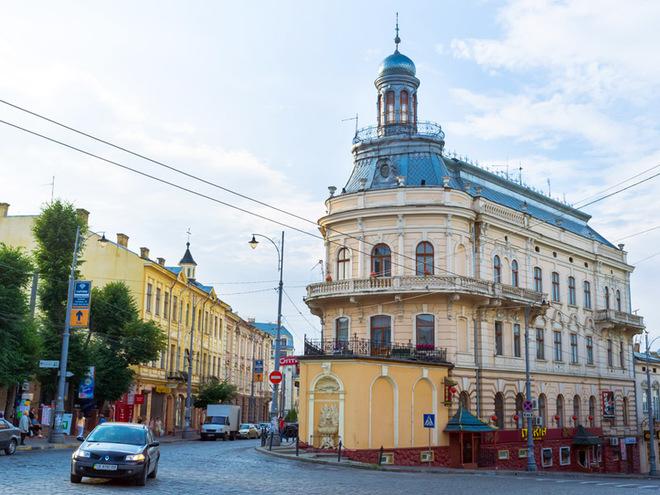 Квартиры в центре Черновцов