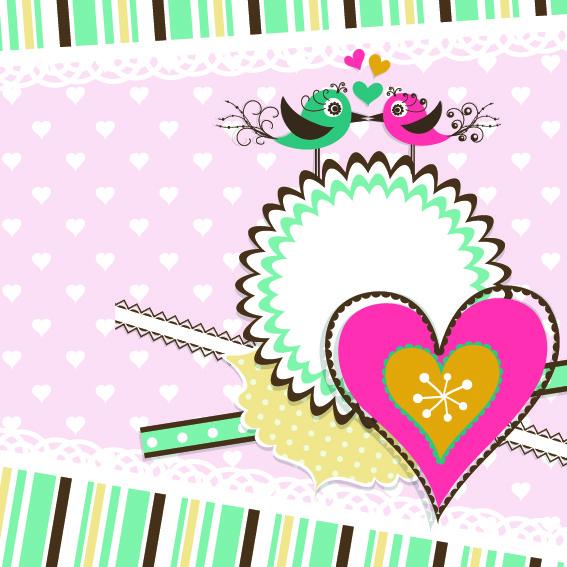Прикольная открытка ко дню Святого Валентина 2015