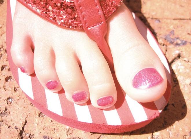 Окольцованные ножки