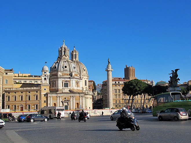 Кинотуризм: Римские приключения