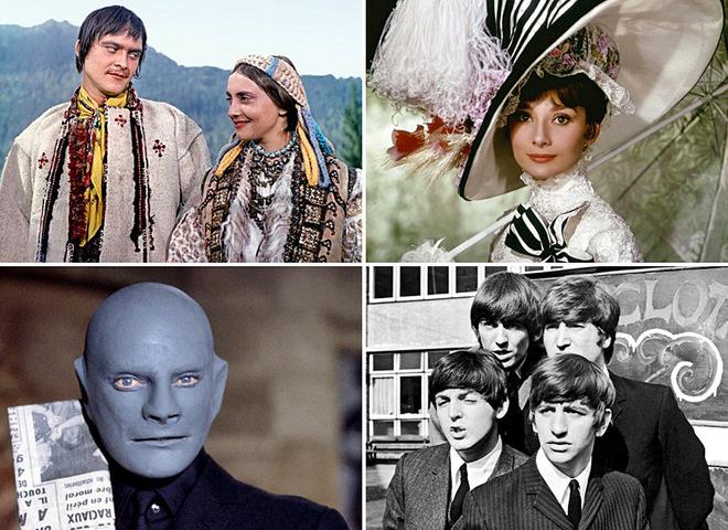 Фильмы, которым исполнилось 50 лет