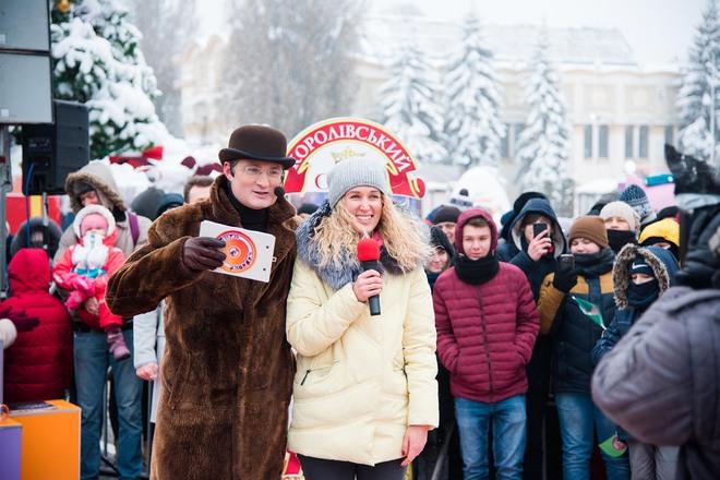Караоке на Майдані