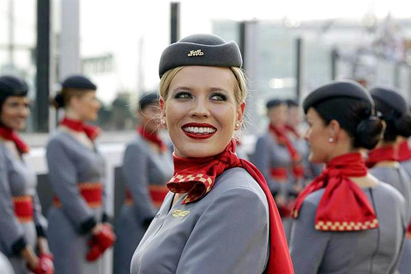 стюардессы разных авиакомпаний фото ещенко