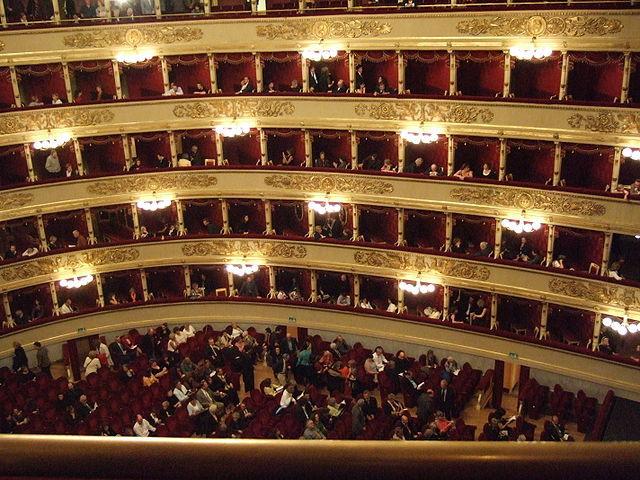Топ-5 самых красивых оперных театров мира