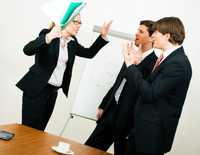 Что делать, если коллеги тебя раздражают
