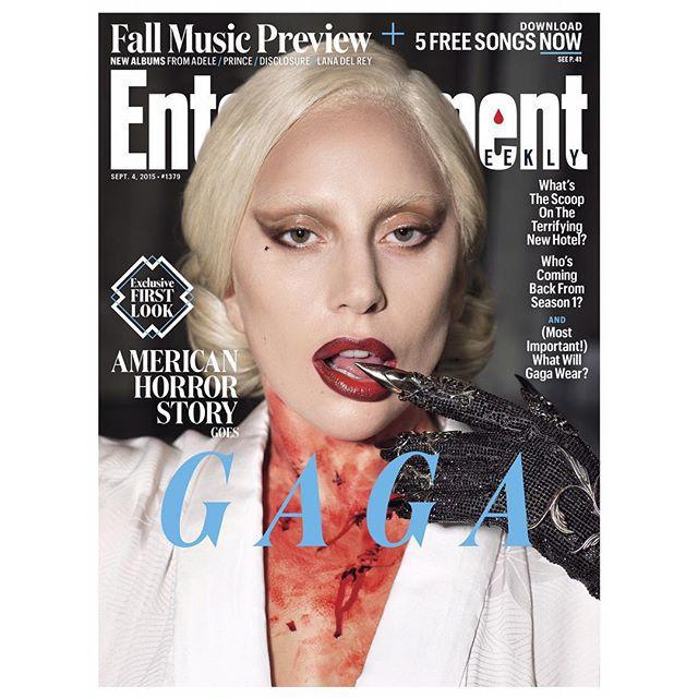 Леді Гага (історія жахів)