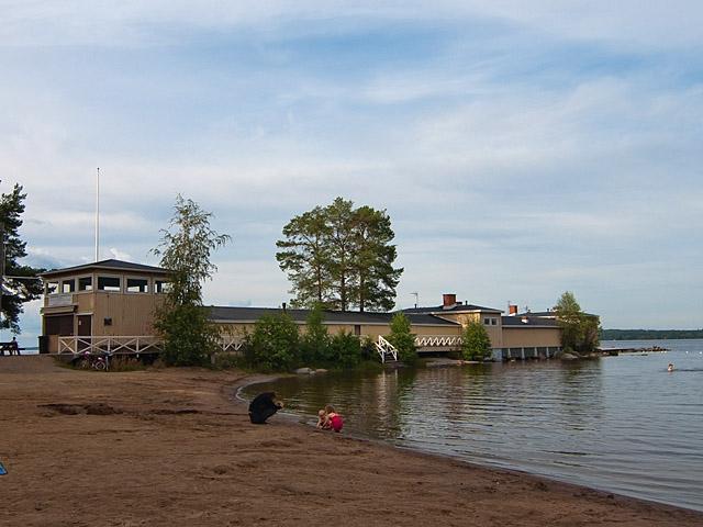Кращі лазні світу: Сауна Рауханіемі (Фінляндія)