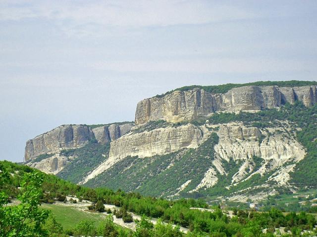 Кинотуризм в Крыму: Бельбекский каньон