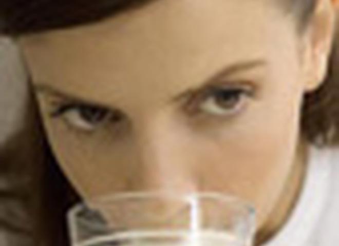 Молоко полезно для девушек