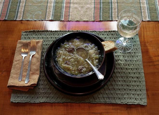 Капустная диета: суп сваришь, тело поправишь