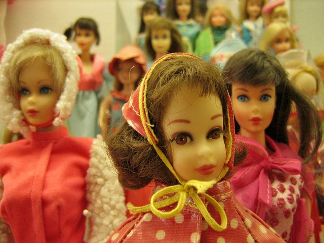 Музей кукол Барби