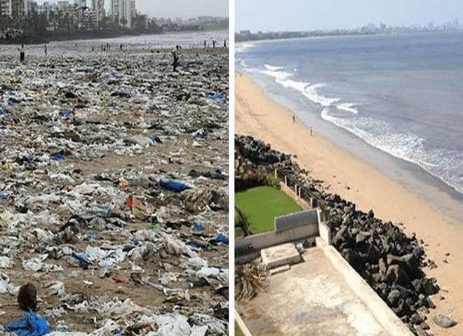 экологически загрязненный