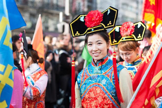 Китайский Новый год 2016