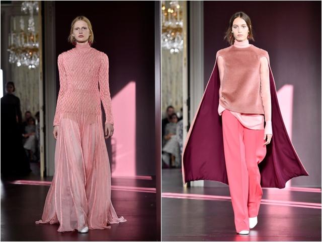 Колір осені: рожевий фламінго