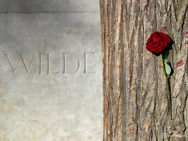 Могилы для поклонения: Оскар Уайльд